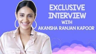 Akansha Ranjan Kapoor is All Excited About Her Guilty Role