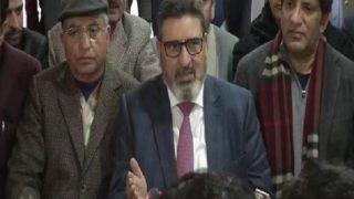 जम्मू कश्मीर के पूर्व मंत्री अल्ताफ बुखारी ने बनाई नई राजनीतिक पार्टी, ये रखा नाम