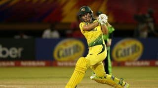 India women vs australia women final australia scored 184 runs on the basis of half century innings of alyssa healy beth mooney