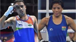 Boxing: Amit Panghal Gets Top Billing, Mary Kom Seeded Second in Asian Olympic Qualifiers