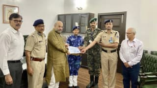 'Expressing Gratitude to All': Shah Thanks Paramilitary Forces For Contributing to 'PM CARES' Fund