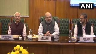 गृहमंत्री अमित शाह ने बुलाई बैठक, योगी आदित्यनाथ, अरविंद केजरीवाल और मनोहर लाल खट्टर होंगे शामिल