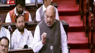 Delhi Violence: 'Over 1922 Rioters Identified, Will Make Them Pay For Damage,' Says Amit Shah in Rajya Sabha
