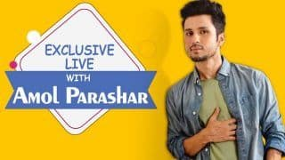 Amol Parashar Talks About His Ability to Connect With People Easily