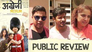 Angrezi Medium Public Review: Moviegoers All Praise For Irrfan Khan, Radhika Madan