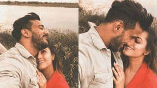 Television Hot Couple Anita Hassanandani, Rohit Reddy's Mushy Pictures Are Painting Social Media With Romantic Vibes