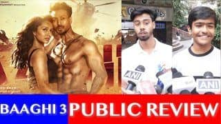 Baaghi 3 Public Review: Moviegoers Are All Praise For Tiger Shroff