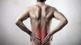 Suffering From Back Pain? You Can Blame it on Your Ancestors
