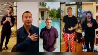 Netizens Applaud Backstreet Boys as They Sing 'I Want it That Way' From Their Own Homes