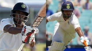 Wriddhiman saha gave wicket keeping tips to rishabh pant says no rivalry between us 3978629