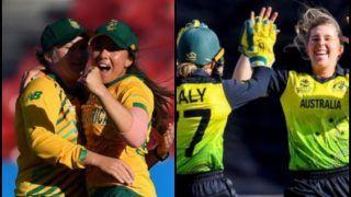 ICC Women T20 World Cup के सेमीफाइनल मैचों पर बारिश का साया
