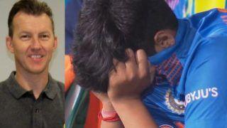 शेफाली वर्मा के बहते आंसुओं के देख परेशान हुए ब्रेट ली, 'उम्मींद करता हूं वो मजबूत वापसी करेगी'