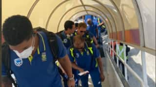 South african cricketers in self isolation after returning from india 3973741