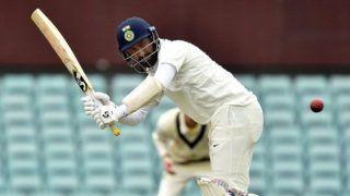 Ranji Trophy Final: बल्लेबाजी के दौरान बिगड़ी चेतेश्वर पुजारा की सेहत, लौटे पवेलियन