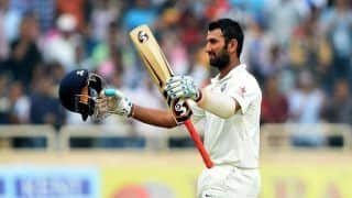Cheteshwar pujara responds to the question of slow innings i cant be virender sehwag or david warner 3975133