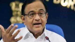 Only Govt Unconcerned' About Snooping Allegations is That of India: Chidambaram