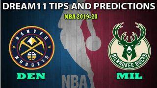 DEN vs MIL Dream11 Team Prediction, NBA 2020: Captain And Vice-Captain, Fantasy Basketball Tips Denver Nuggets vs Milwaukee Bucks at Pepsi Center 6:30 AM IST