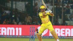 महेंद्र सिंह धोनी का पूरा ध्यान आईपीएल के लिए तैयार होने पर था: बालाजी