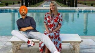 Diljit Dosanjh Hilariously Photoshops Himself With Ivanka Trump, Fans Feel Kylie Jenner Will be Upset