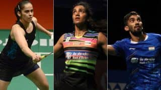 Badminton: PV Sindhu, Kidambi Srikanth to Lead India in Thomas & Uber Cup Final; BAI Cancels Preparatory Camp