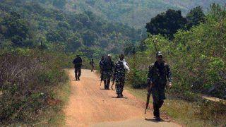 जम्मू-कश्मीर में सुरक्षाबलों और आतंकियों में मुठभेड़, 9 आतंकी ढेर, एक जवान शहीद