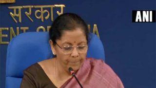 मोदी कैबिनेट ने यस बैंक के लिए पुनर्गठन प्लान को दी मंजूरी: वित्त मंत्री