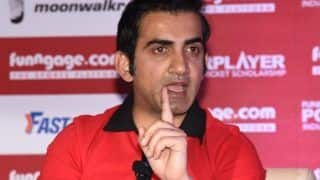 Gambhir, Lee Not In Favour of T20 Games Being Split Into Four Innings