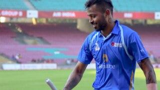 लौट आया टीम इंडिया का 'कुंग-फू पांड्या'; हार्दिक ने 37 गेंदो पर जड़ा शतक