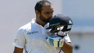 Hanuma Vihari Eyes County Stint in England Once COVID-19 Gets Under Control