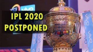 IPL 2020 Suspended Till April 15 in Wake of Coronavirus Threat