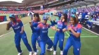 ICC T20 WC: Thailand Women Break Into an Impromptu Dance, Win Hearts   WATCH VIDEO