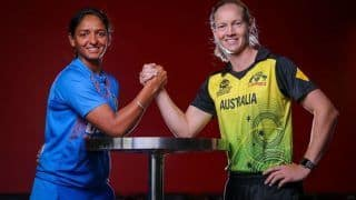 ICC T20 Women's World Cup: Three Reasons Why India Will Beat Australia