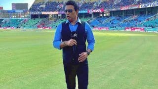 Manjrekar Reacts to Removal From Commentary Panel