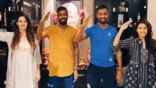 COVID19: Hardik Pandya-Natasa Stankovic and Krunal Pandya Thank Medical Staff Fighting Coronavirus