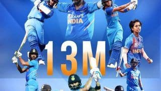 MS Dhoni Missing From BCCI Poster Celebrating 13 Million Followers on Instagram