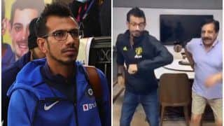 Yuzvendra Chahal's Funny TikTok Video With Dad Amid COVID19 Will Bring a Smile on Your Face | WATCH VIDEO