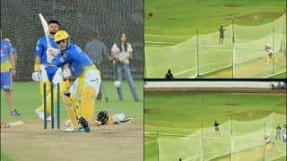 Thala is Back | Dhoni Returns to The Nets to Get Ready For IPL in UA