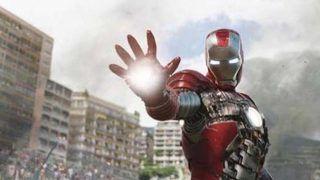 ग्रेटर नोएडा में हवा में उड़ता दिखा Iron Man, फिर जो हुआ उसे देख उड़े लोगों के होश