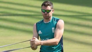 I Have Not Thought About Never Playing Cricket Again: James Anderson