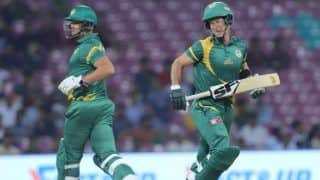 Road Safety World Series Match 4 Report: Jonty Rhodes, Albie Morkel Steer South Africa Legends to Victory vs West Indies Legends