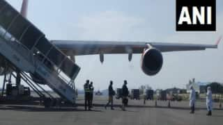 COVID-19: Over 35 Stranded Indians Arrive in Delhi From Kabul