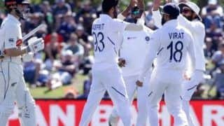 Today sports news virat kohli responds to the question of send off to kane williamson after the match 3958838
