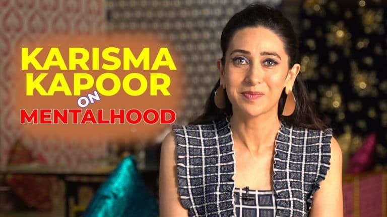 Watch Karisma Kapoor Spill Beans on Her 'Predominantely' Female Series 'Mentalhood'