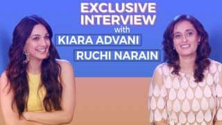 Kiara Advani And Ruchi Narain Can't Hide Their Excitement About Guilty