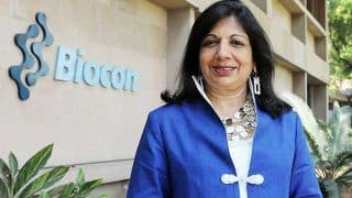 'Need You Hale And Hearty': Shashi Tharoor, Others Wish Speedy Recovery to COVID-19 Positive Kiran Mazumdar Shaw