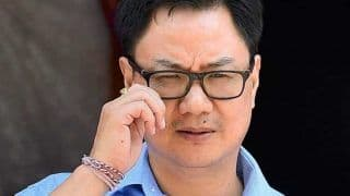 Coronavirus Impact: All National Camps Postponed, Except Those Preparing For Tokyo 2020 Olympics, Says Kiren Rijiju