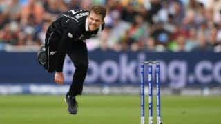 New Zealand Fast Bowler Lockie Ferguson Quarantined After Sore Throat