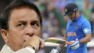 गावस्कर बोले- धोनी के लिए अब T20WC खेलने की संभावना नजर नहीं आते, वो चुप-चाप...
