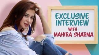 Mahira Sharma Talks About Her Chemistry With Paras Chhabra in Song Baarish