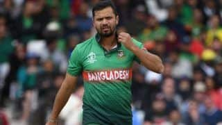 Ban vs zim mashrafe mortaza to step down as bangladeshs odi captain after ongoing series 3961985